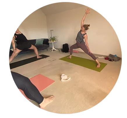 Salon F Yoga